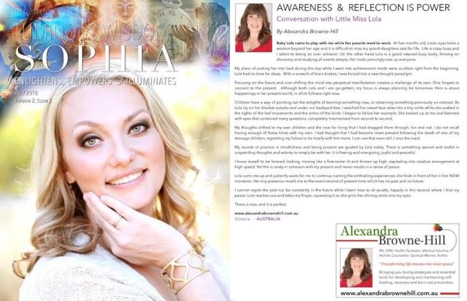 LWS Alex article July
